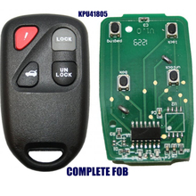 Brand New 4 Buttons 313.8MHz Remote Control Key for 2003-2006 Mazda 6 цена