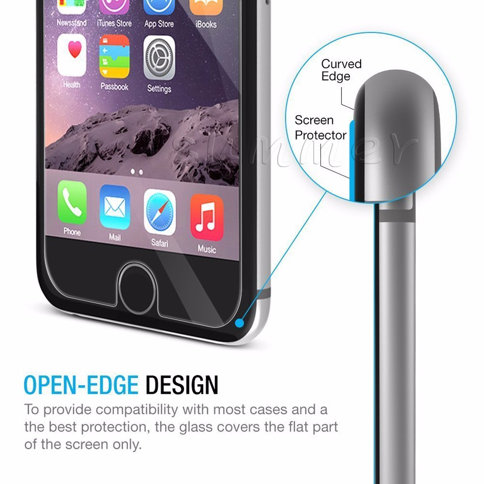 100PCS-NEW-Arrival-For-iphone-6-6S-0-26mm-2-5D-premium-Tempered-Glass-screen-protector (4)