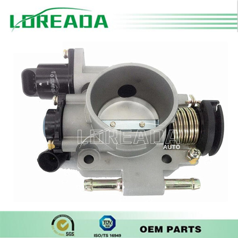 Brand New Throttle body for WULING  6376 NF  Engine Siemens system OEM quality Fast Shipping  Bore Size 43mm
