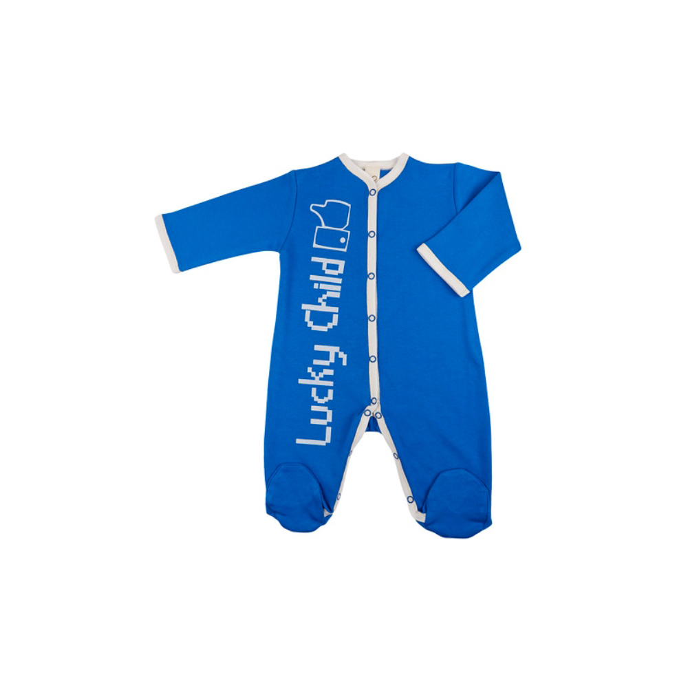 Jumpsuit Lucky Child for boys 9-1 Children's clothes kids Rompers for baby