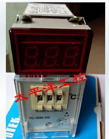 Taiwan's Yangming Original Genuine Taiwan's Yangming FOTEK original thermostat TC4896-DD-R3 / TC-4896-DD-R3 decuple made in taiwan fotek tc72 dd r3 digital temperature controllers