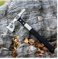 Oem sog F01P-N outdoor الجيش الصيد التخييم بقاء التكتيكية axe توماهوك محاور أداة اليد النار الفأس الفأس الفأس منجل