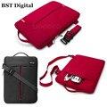 """11 """" 12 """" ноутбук сумка чехол для macbook 12 Air 11.6 высокое качество сумки на ремне , бесплатная клавиатура покрытия"""