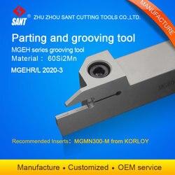 11pcs//Set 3mm Coated Carbide Lathe Grooving Cut Off Tool Holder Inserts Tools