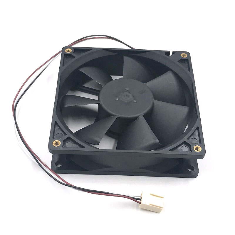 Image 4 - for delta AFB0912HH 92*92*25MM 90x90x25mm DC12V 0.40A case Cooling Fan 67.92CFM 4500RPM-in Fans & Cooling from Computer & Office