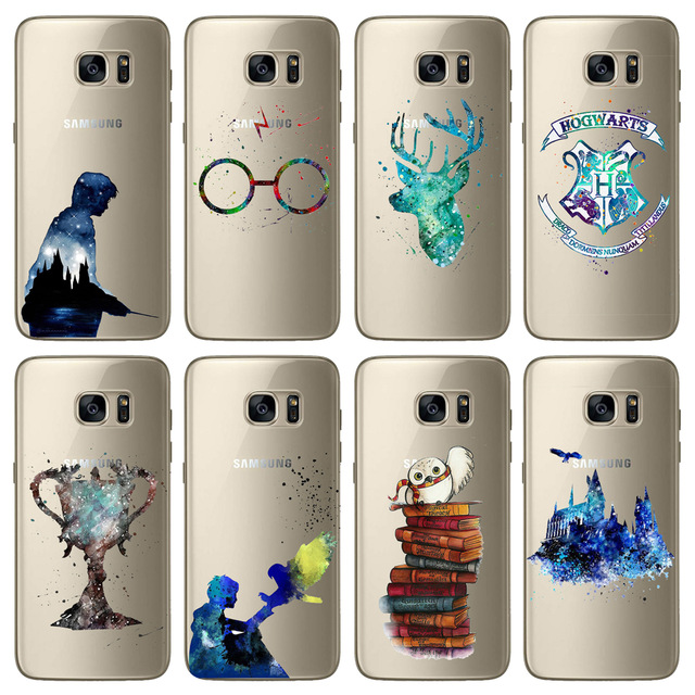 Coque galaxy a6 harry potter