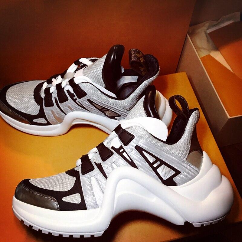 Zapatos Nuevos Mujer Las Casuales zapatillas Color Deporte Planos Mixto  Show Acogedor Mujeres Show Sapato As ... d0919bab4fff