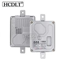 HCDLT Премиум AC 12 V 55 W Ксенон быстрого розжигания HID Балласт реактор блок зажигания для автомобиля свет комплект ксеноновой лампы 55 W HID тонкий балласт