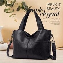 Large-capacity Ladies Elegant Shoulder Bag Solid Color PU Leather Mother Bag Simple Fashion Handbag цена 2017