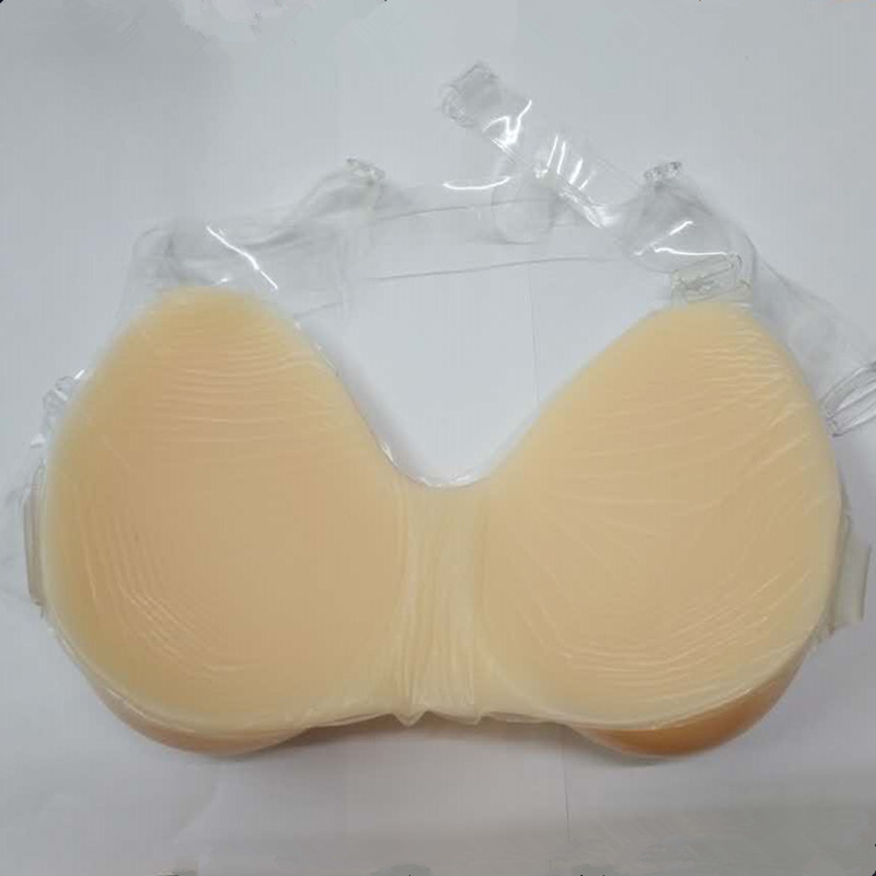 Plump Sexy New Big Fake Boobs for Cross Dressing False Silicone Breasts Forms Artificial Women Enhancements 1200-1600g/pair