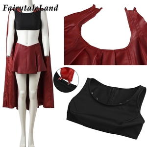 Image 3 - Supergirl costume Carnival cosplay party fancy costumes TV show Supergirl cosplay suit superhero costume jumpsuit custom made