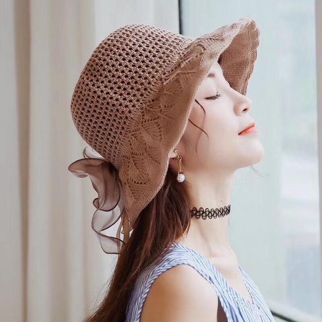 Ymsaid Women Fisherman Hat...