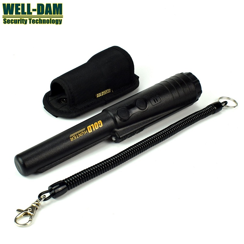 цена Free Shipping Gold Hunter Pro Pointer Pinpointer metal detector,underground gold metal detector