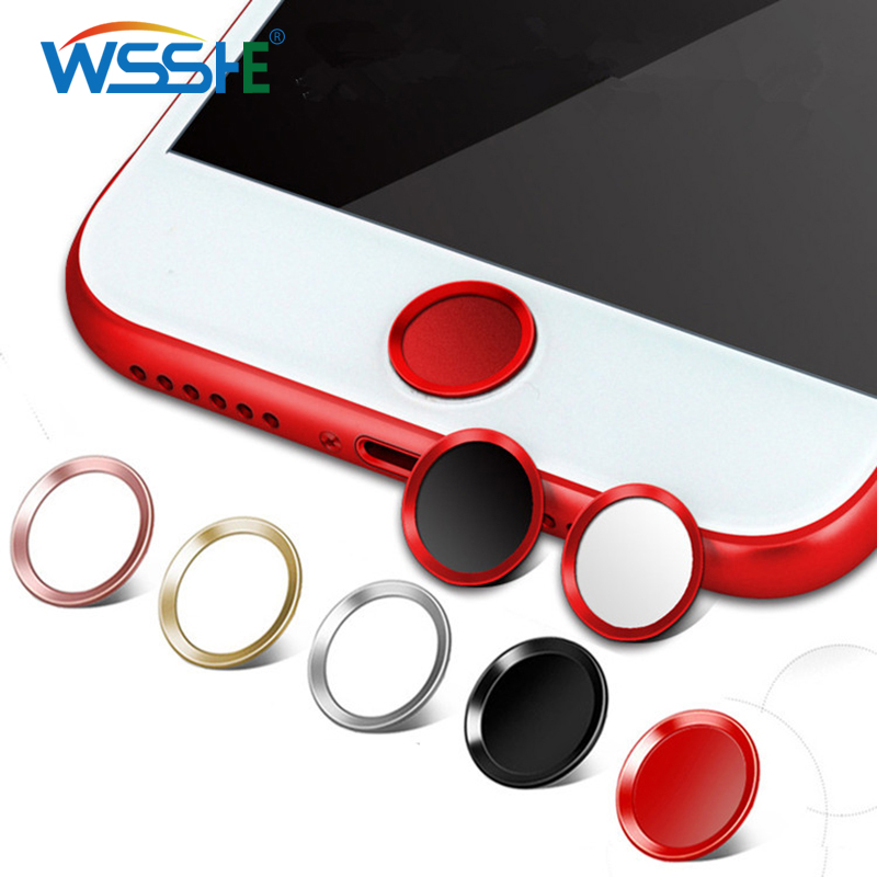 Home Button Sticker For Iphone 8 7 6 6s Home Button Sticker Support Touch ID Sticker For IPhone 8 7 6 Plus Mobile Phone Sticker