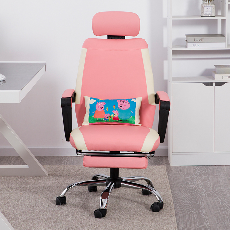 Household European Work In An Office Leisure Student Lift Swivel Main Gaming Sowing Chair You