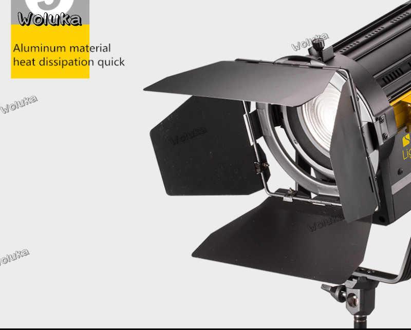 Led150w filme e TV holofotes nível de rádio câmera fotografia Conjunto lâmpada de iluminação temperatura de cor duplo preenchimento CD50 T13