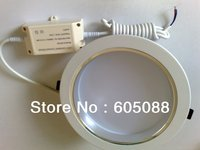 7 30w led vertical recessed downlight with isolated driver AC100 240V to replace traditional canister light 18pcs/lot promotion