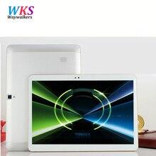 Lo nuevo waywalkers 10 pulgadas tabletas de doble núcleo/cámara 4g dejó tableta de la llamada de teléfono del Androide 6.0 4 GB/64 GB GPS Bluetooth WIFI de la tableta pc