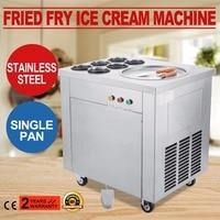 400mm / 15.74 Pan diameter Ice Cream Maker For Yogurt Fried Ice Cream machine