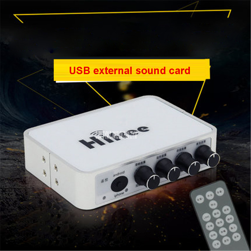 2017 mini external usb sound card channel audio card adapter speaker microphone earphone usb. Black Bedroom Furniture Sets. Home Design Ideas