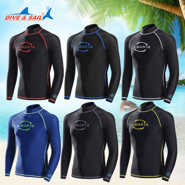 Mens Snorkeling Special Diving Suit