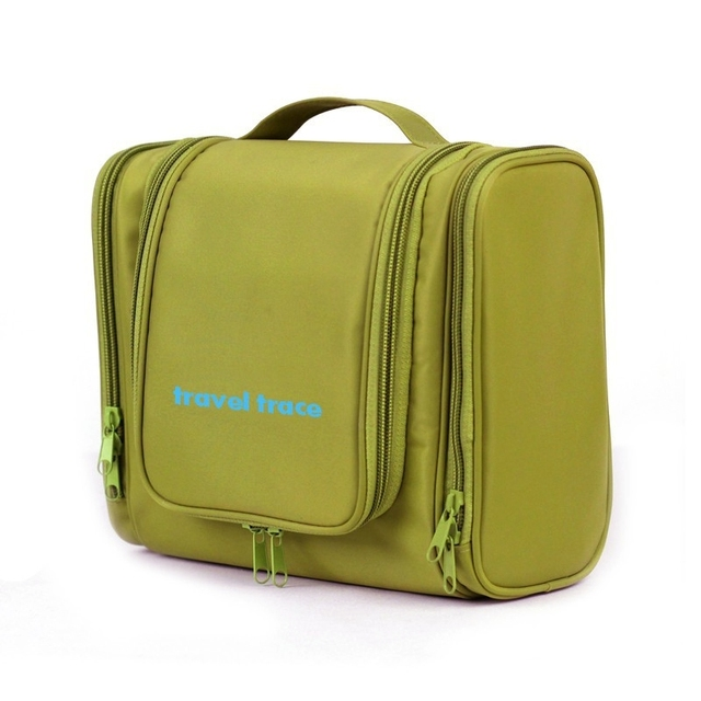 Travel Trace Excellent quality Travel Toiletry Bag Large Capacity cosmetic organizer Multifunctional Hanging Wash Bag