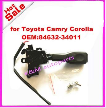 84632-34011 84632-34017 przełącznik tempomatu dla Toyota camry corolla Highlander RAV4 Matrix Tundra dla Lexus Yaris Scion Prius tanie i dobre opinie GZKAIMIN Czujnik Prędkości obrotowej Piezoelektryczny