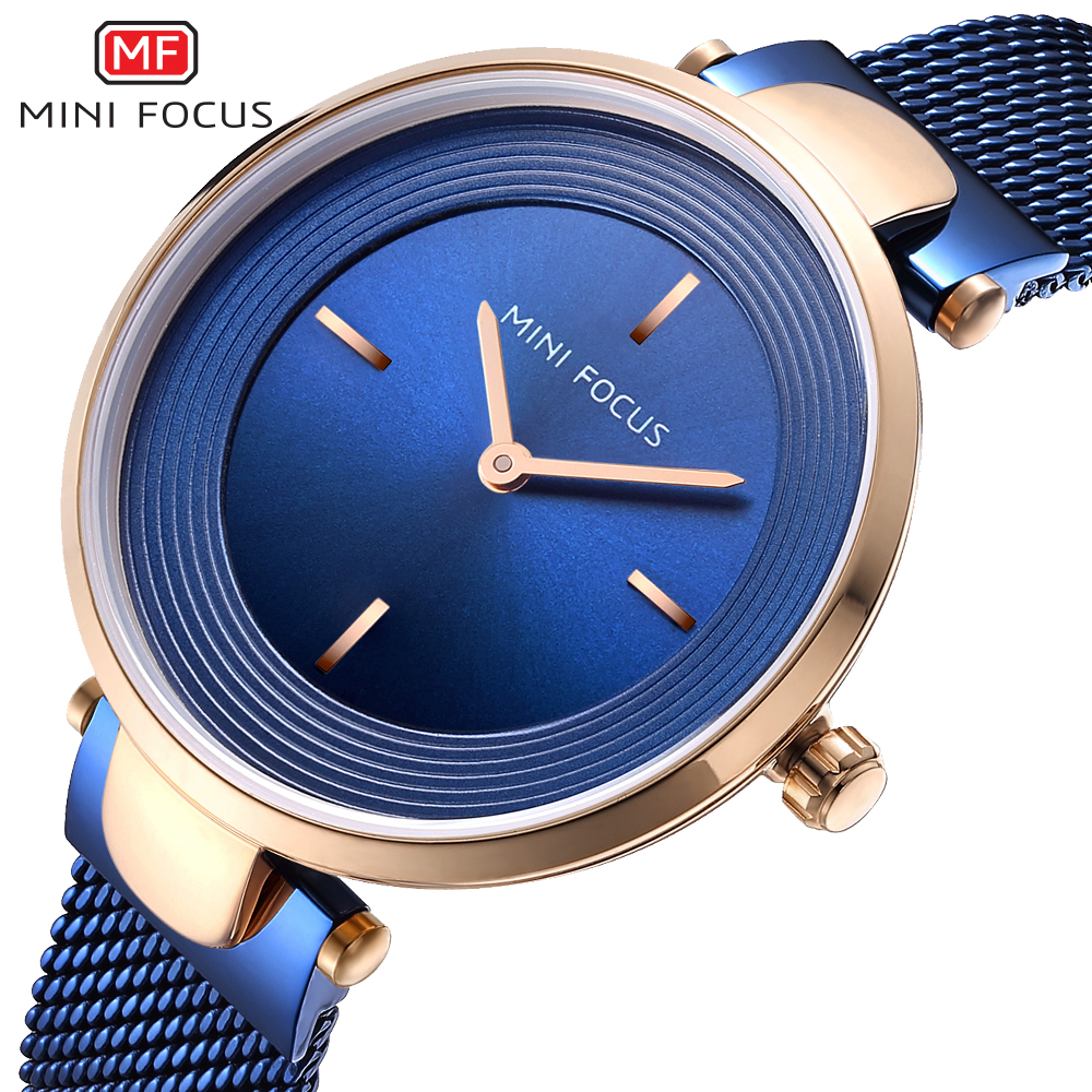 MINI FOCUS Brand Women Watches Luxury Blue Quartz Ladies Watch Women Diamond Bracelet Wrist Watch Female Clock Relogio FemininoMINI FOCUS Brand Women Watches Luxury Blue Quartz Ladies Watch Women Diamond Bracelet Wrist Watch Female Clock Relogio Feminino