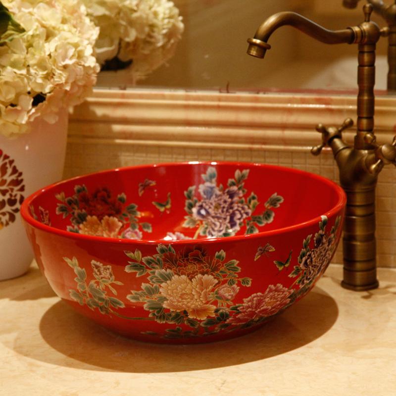 Artística lavabos   compra lotes baratos de art&iacute ...