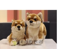 Free shipping Firewood dog doll Firewood dog toy foreign trade figures Akitas doll The dog dog plush toys gifts