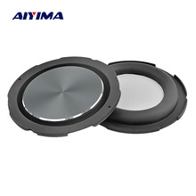 d689575b8 AIYIMA 2PCS 55mm Bass Radiator Speaker Diaphragm Auxiliary Strengthen Bass  Vibration Membrane Passive Radiator For Woofer
