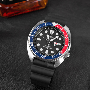 Image 2 - 세이코 시계 남자 5 자동 시계 톱 브랜드 럭셔리 방수 스포츠 기계식 손목 시계 다이빙 남자 시계 relogio masculino