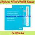 3150 mAh Elephone P3000S P3000 Bateria Batterie AKKU Acumulador PIL Bateria Do Telefone Móvel