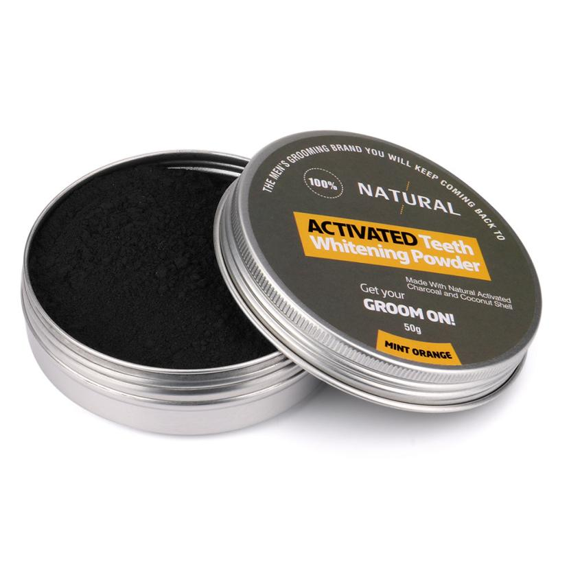 Fresh Picked Beauty Radiant Skin Activated Charcoal: Natural Organic Activated Charcoal Tooth Teeth Whitening