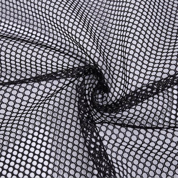 Mesh Fabric Classic Honeycomb Net Fabric Multifunction For Bag Pillow Car Cushion Clothing Lining Apparel Cloth DIY Sewing