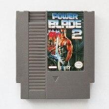 Power Blade 2 72 штыря игровая карта для 8 бит игрового плеера