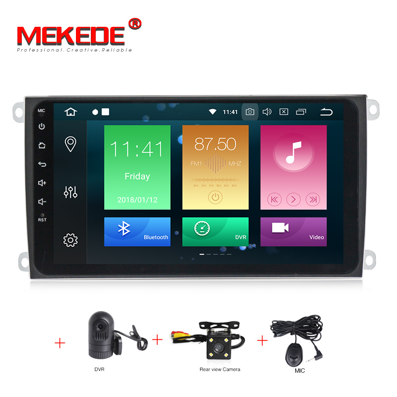 4G RAM Android 9.0 Octa-core Car DVD Player for Porsche Cayenne 2003-2013 with Radio Wifi GPS DVR 32GB ROM, 9 inch Big Screen