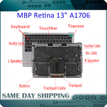Top shell with keyboard for macbook pro 13 \
