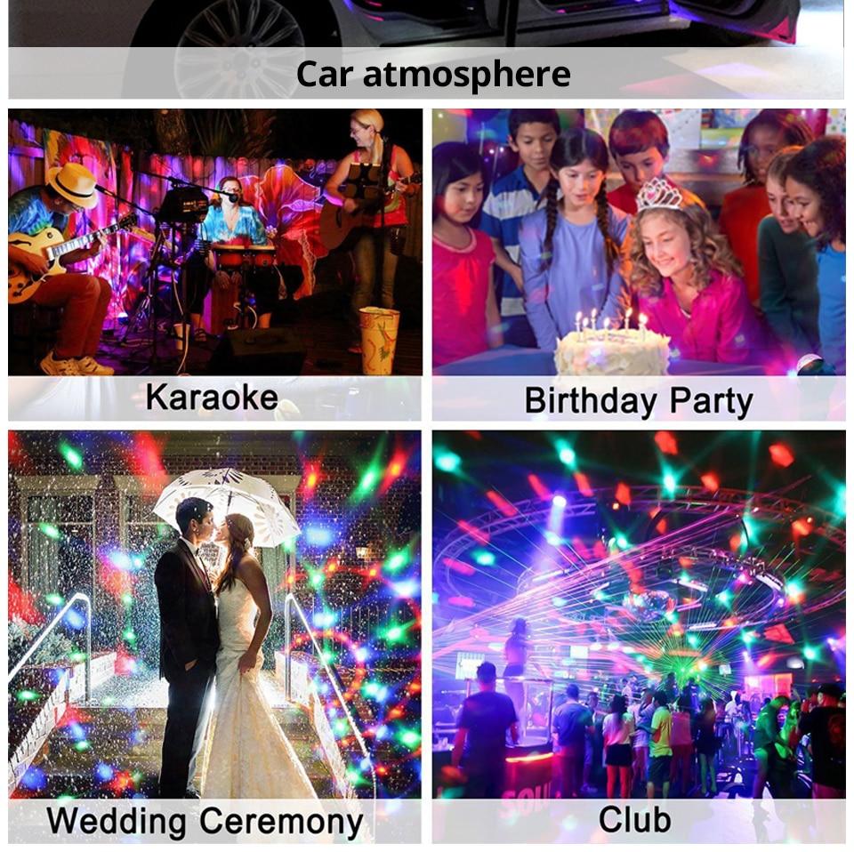 Car USB Atmosphere Light_12