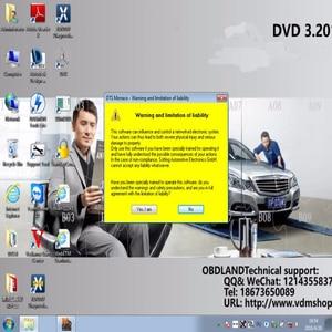 Image 5 - Mb star c5 sd connect 5 Scanner, Interface C5 avec logiciel 2020 et SSD de 2020.03 go, super vitesse avec wifi, dernière version 360