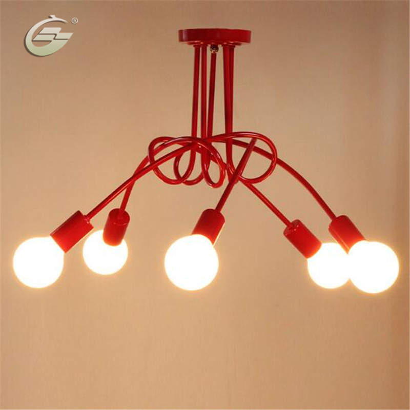 Modern Kids Ceiling Lights For Bedroom Living Room Indoor