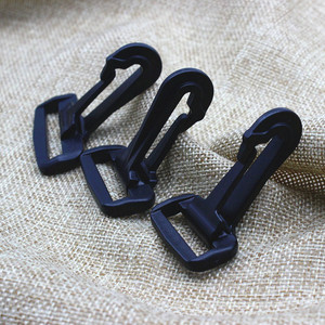 Image 5 - Plastic Swivel Snap Hooks for Bag Belts Straps Keychain Clasp Backpack Accessories 300 pcs/lot