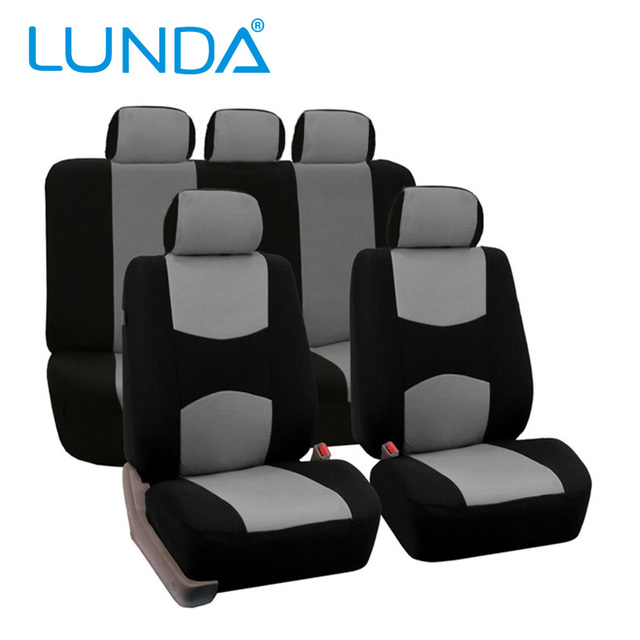Fit  Polyester 3MM Composite Sponge for Car/Truck/Van/SUV,   Car Styling Seat Cover car accessories