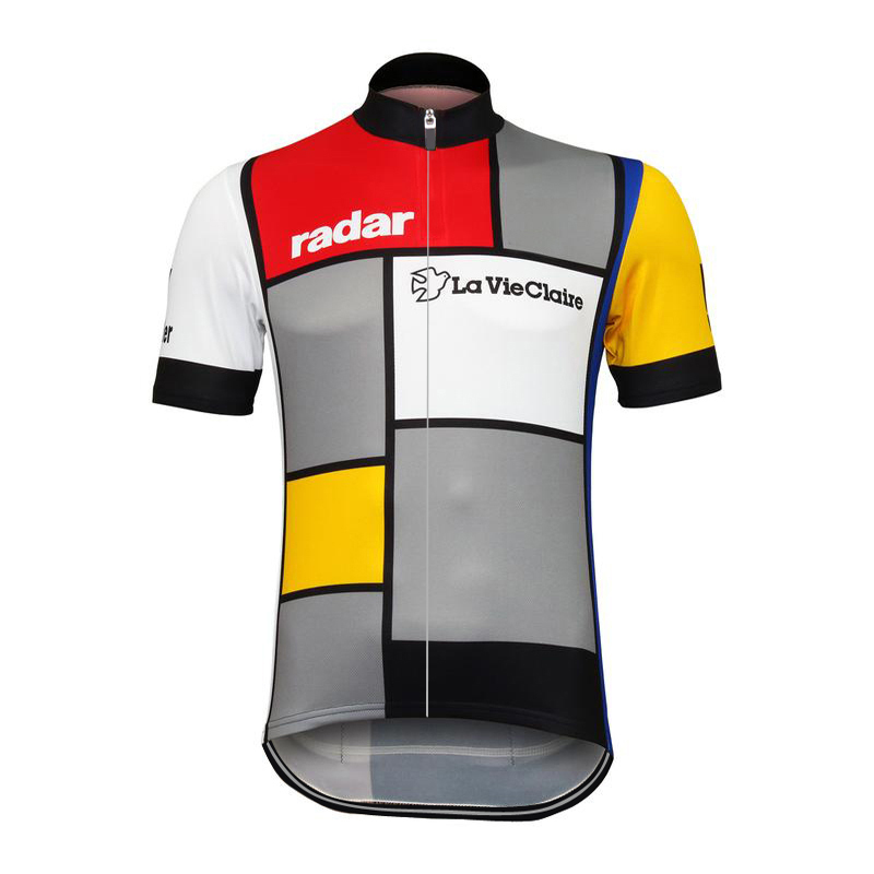 Multi Classical New Retro Team Pro Cycling Jersey Customized Road ... 9a42d0278