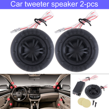 2pcs 150W Car Tweeter speaker 29mm Mylar Half-Dome Speaker Loundspeaker Lound for Vehicle Sound Audio System