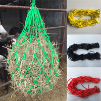 Hay Bag High Quality Equestrian Fodder Bags For Horse Room Horse Riding Hay Sack Horse Racing