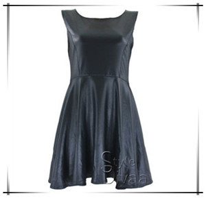 d58486049f best top 10 mini black skater dress list and get free shipping ...