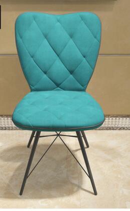 Купить с кэшбэком Modern simple velvet chair computer chair. Negotiation chair.