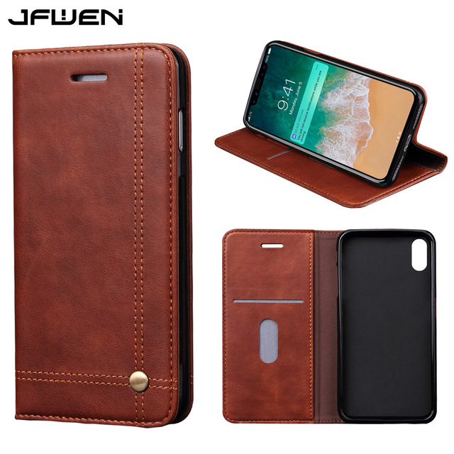 coque iphone x leather
