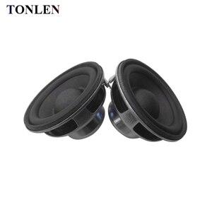TONLEN 2PCS 4 ohm Full Range S